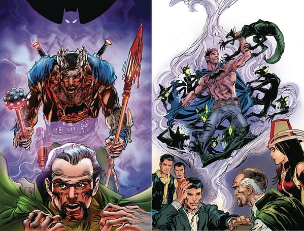 LATE: Batman Vs. Ra's Ah Ghul Continues to Slip...