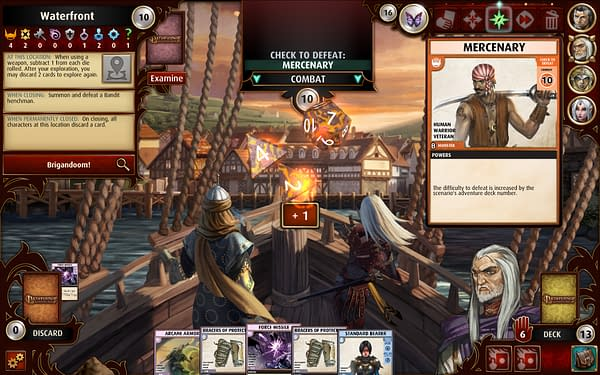 Pathfinder Adventures Is A Pretty Faithful Adaptation, Just Don't Try To Link Accounts Across Platforms