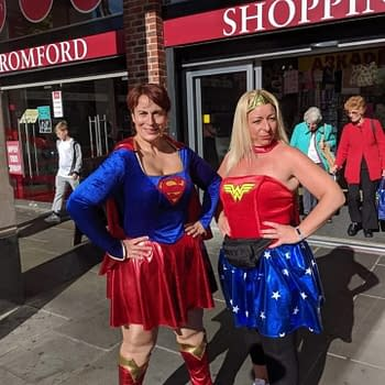 Comic Book Heroes, the Latest Independent Store for Romford Shopping Hall