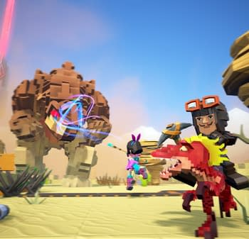 Ark is Receiving the Minecraft Treatment With Soon to Be Released PixARK