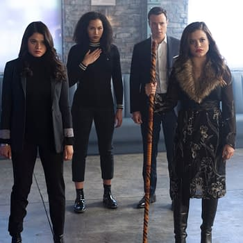 Charmed Season 1 Episode 20 Ambush: Can The Vera Sisters Harry Trust the Elders [PREVIEW]