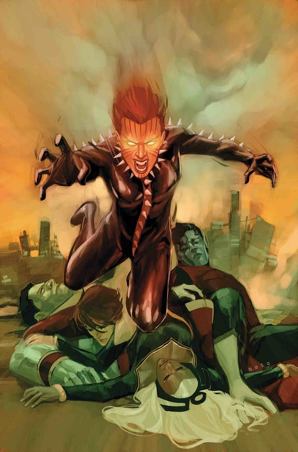 One of the X-Men Quits in X-Men Gold #31… Could it Be The Hound?!