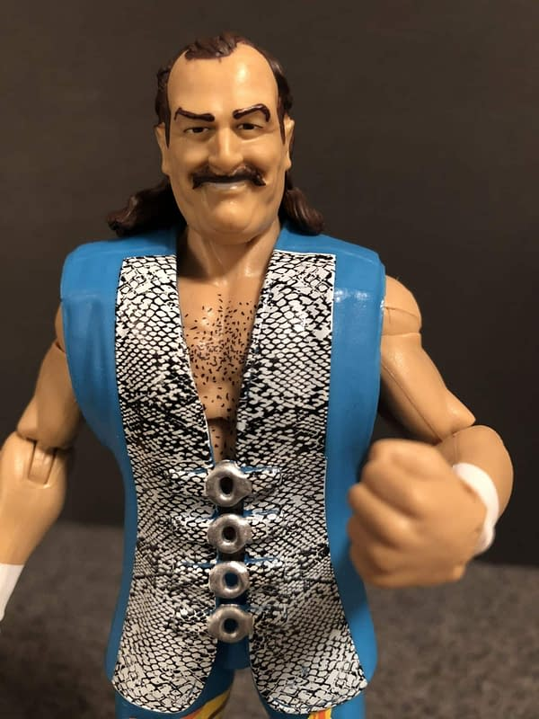 Mattel WWE Flashback Elites 10