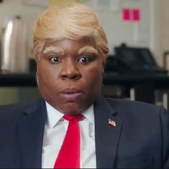 Saturday Night Live: Alec Baldwin So Done With Playing Donald Trump We Vote Leslie Jones [VIDEO]