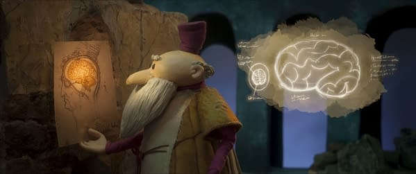 Le film d'animation Leonardo da Vinci ajoute Daisy Ridley et Stephen Fry