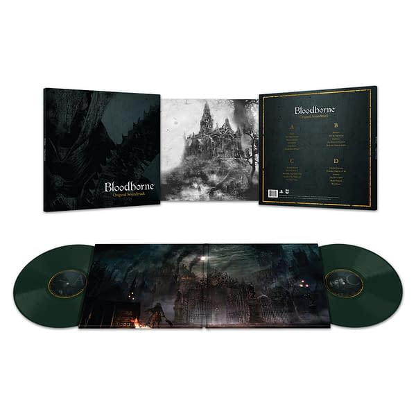 """The """"Bloodborne"""" Original Soundtrack Is Coming To Vinyl"""