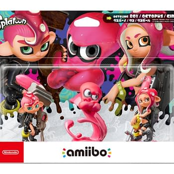 Splatoon 2 to Receive an Octoling Amiibo This December