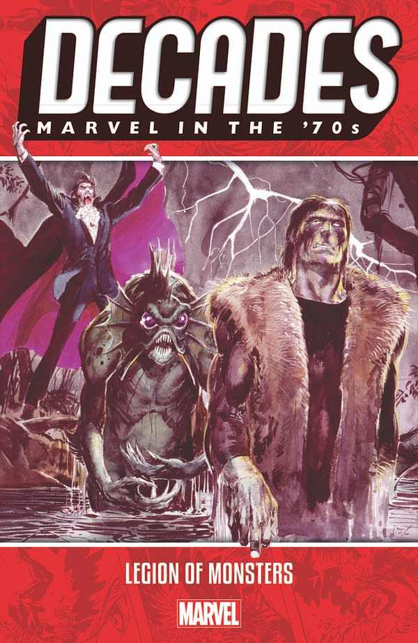 Marvel to Celebrate 80th Birthday with 'Decades' Best-of Collections