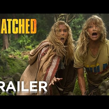 Watch The Trailer For Snatched Starring Amy Schumer And Goldie Hawn From Ghostbusters Writer Katie Dippold
