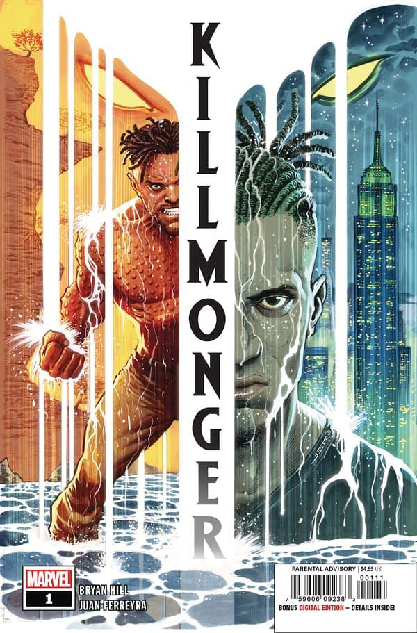 How Does Killmongering Look on Your Resume? Next Week's Killmonger #1