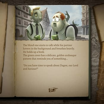 The Innsmouth Case Receives A June Release Date