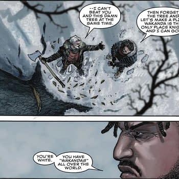 The World is Full of White Wakandas in Next Weeks Killmonger #4