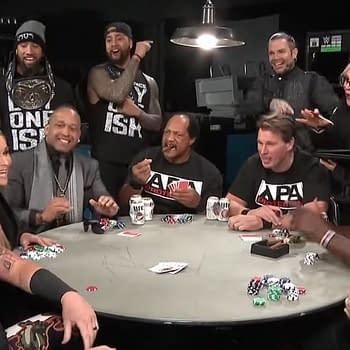 RAW 25: Mayhem in the Back Room Poker Session