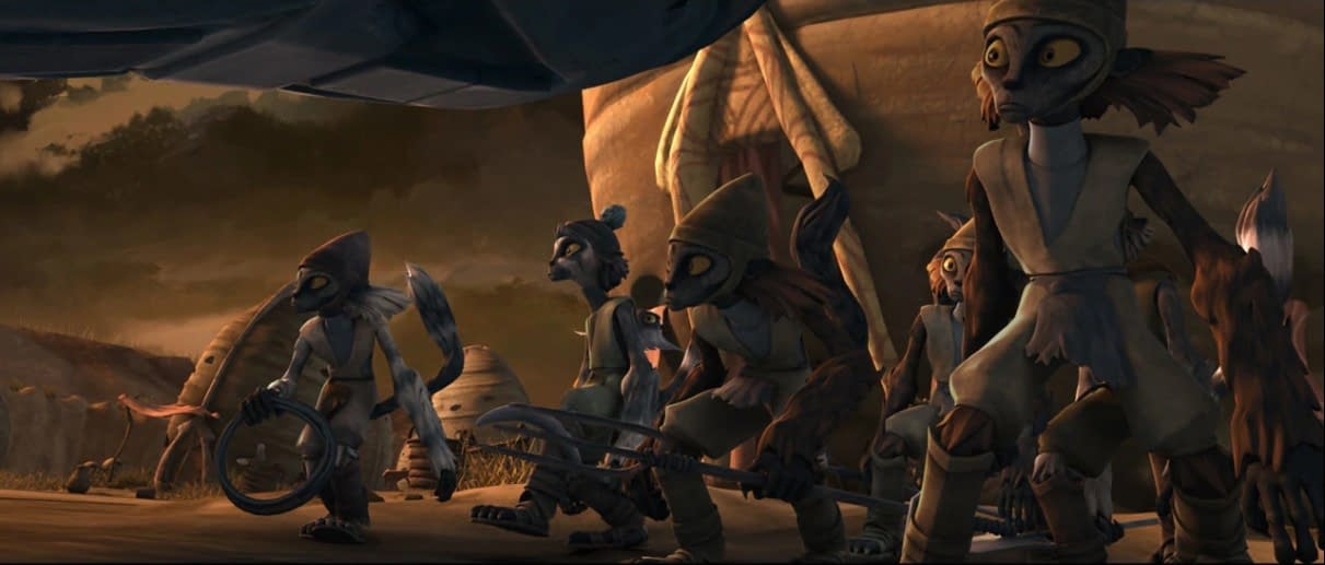 Episode II: Attack Of The Clone Wars Retweets [REVIEW]