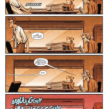 Millennials and Their Job Ghosting in Next Weeks Black Panther vs. Deadpool #3