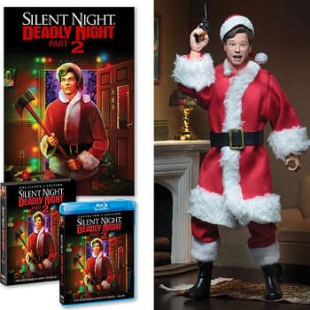 Silent Night Deadly Night 2 Blu-ray Details Revealed by Scream Factory
