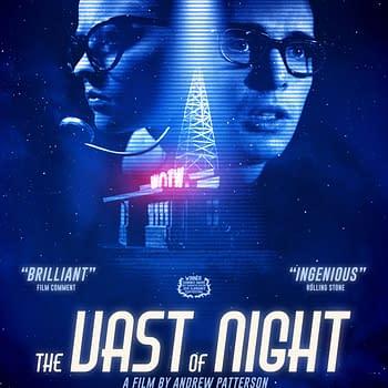 The Vast of Night hits Amazon May 29th. Credit Amazon