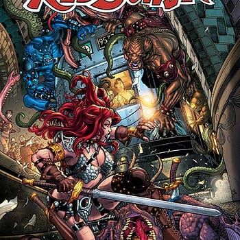 Free On Bleeding Cool &#8211 Red Sonja Vol 4 #0 By Amy Chu And Carlos Gomez