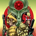 In Shocking Betrayal 2000 AD Gives CBR EXCLUSIVE 40th Anniversary Judge Dredd Cover