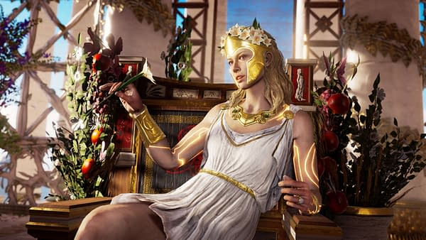 The Fate of Atlantis is in Your Hands in AC: Odyssey Starting Today