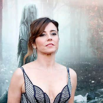 """Linda Cardellini at the """"The Curse Of La Llorona"""" Premiere at the Egyptian Theater on April 15, 2019 in Los Angeles, CA. Editorial credit: Kathy Hutchins / Shutterstock.com"""