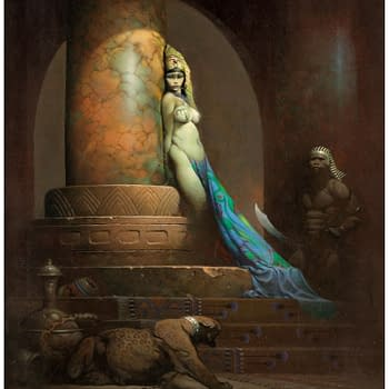 Frank Frazetta's Cover For Eerie #23 Sells For $5,400,000, Smashing Previous Records Set by Hergé