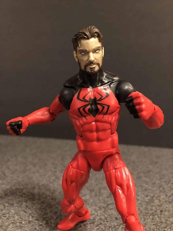Marvel Legends Spider-Man SPDR Wave 13