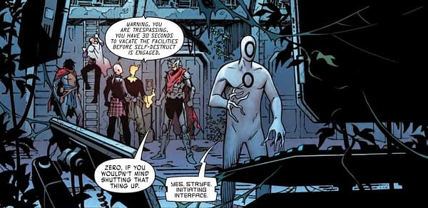 Stryfe Tries to Make Sense of Cable's Continuity in Next Week's X-Force #6