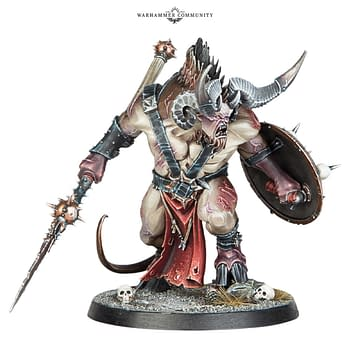 New Warcry Beasties Coming from Games Workshop