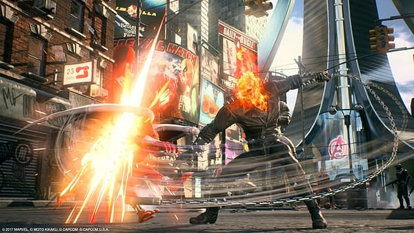 Finding The Charm Within: We Review 'Marvel Vs. Capcom: Infinite'