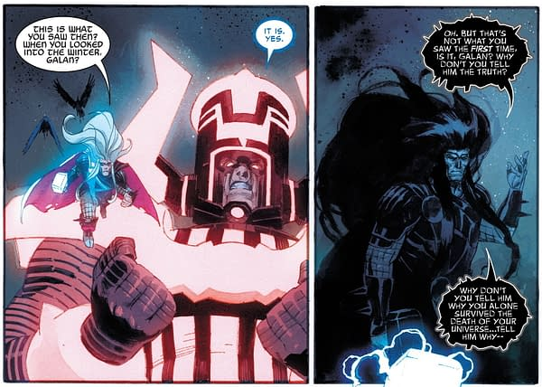 How Thor #4 Rewrites The Marvel History Of Galactus.
