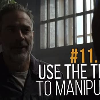 The Walking Dead: Time to Take Your S****ing Pants Off &#8211 Its Negans 13 Ways to Be a Better Savior [VIDEO]