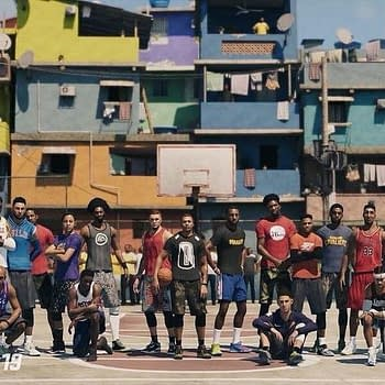 NBA Live 19 Trailer Shot