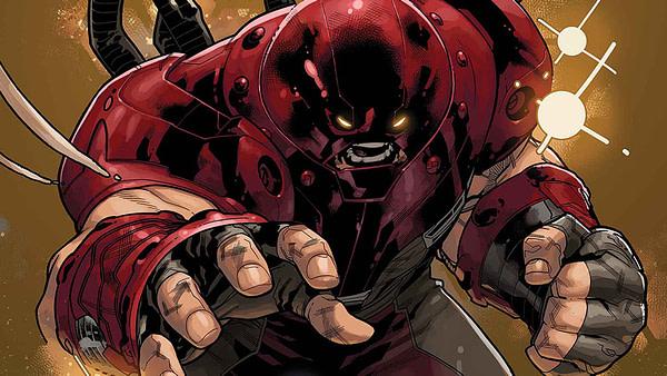 Uncanny Avengers #29 cover by R.B. Silva and Java Tartaglia