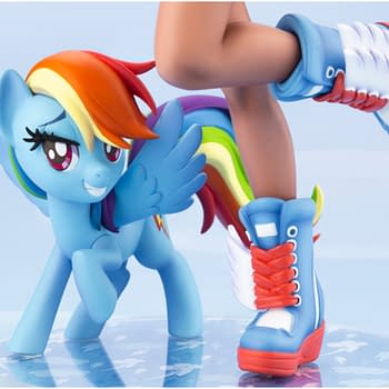 My Little Pony Becomes Human with New Kotobukiya Statue