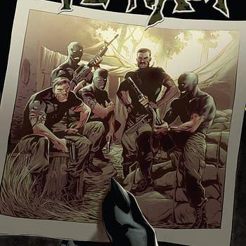 Web of Venom: Ve'Nam #1 cover by Ryan Stegman