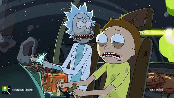 Rick And Morty Season 3 Episode 6