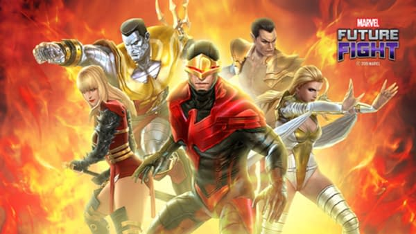 """""""Marvel Future Fight"""" Receives A Bunch Of X-Men Updates"""