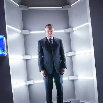 Marvel's Agents of S.H.I.E.L.D. launches its final mission this May, courtesy of ABC.