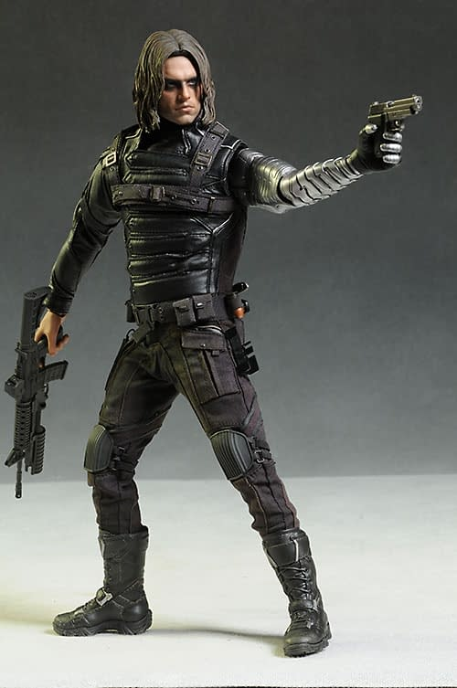 Hot Toys Winter Soldier