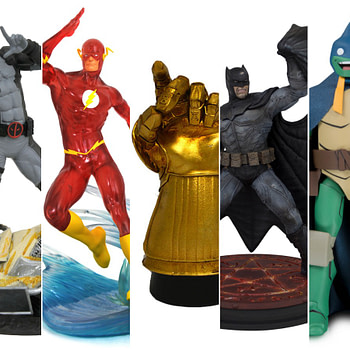 SDCC 2019 Previews Exclusives TMNT, Batman Damned, Ghostbusters, and More!