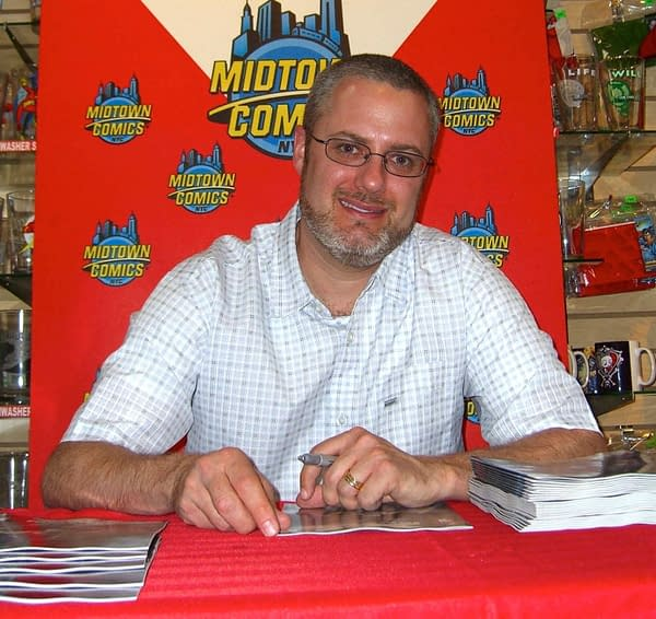 Robert Vendetti launches a new hashtag to save comics