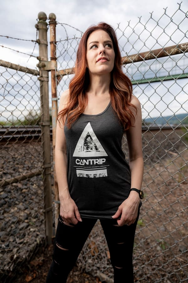 Interview: D&D-Inspired Clothing Line Cantrip