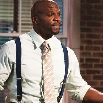 Terry Crews in Brooklyn Nine-Nine (Image: NBCUniversal)
