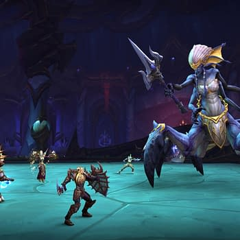 """World Of Warcraft"" Just Got The Rise Of Azshara Update"