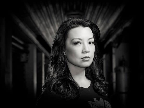 "MARVEL'S AGENTS OF S.H.I.E.L.D. - ABCs ""Marvel's Agents of S.H.I.E.L.D."" stars Ming-Na Wen as Melinda May. (ABC/Matthias Clamer)"