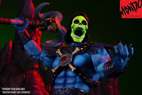 Mondo Masters of the Universe He man Exclusive 1