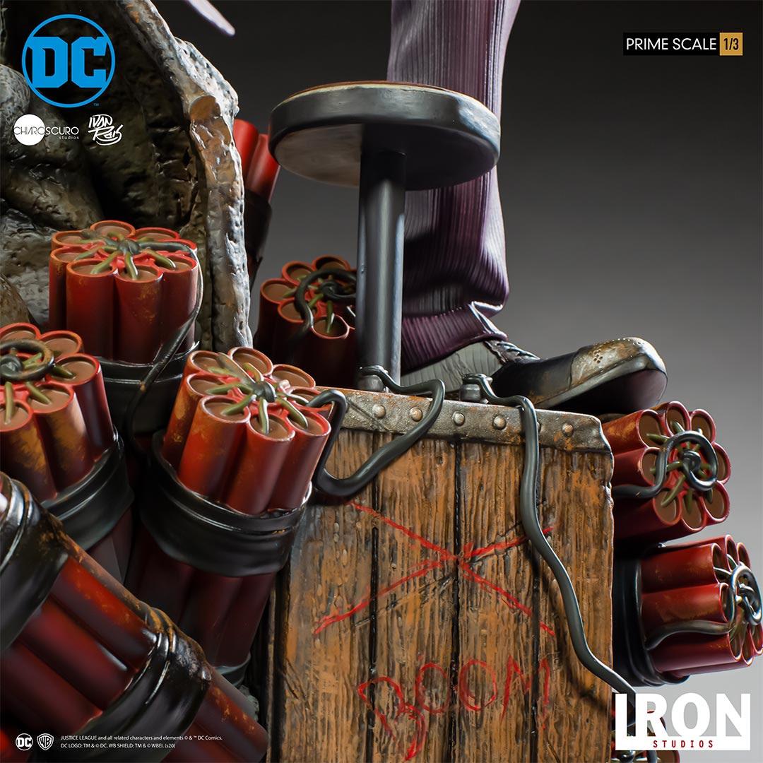 Iron Studios Joker Prime Statue