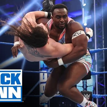 WWE has announced a fatal four-way match for the Smackdown Tag Team Championships at Money in the Bank (image courtesy of WWE).