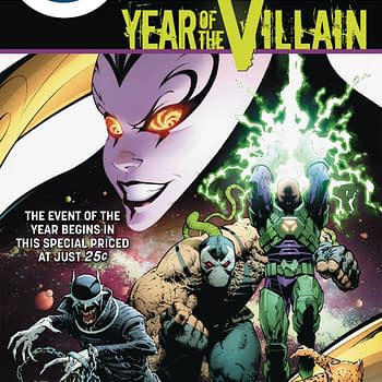 Retailers Can Now Buy More Copies of DC Previews &#8211 For Some Reason